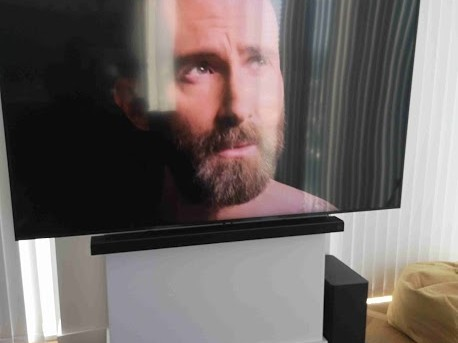 TV Mounting Photo